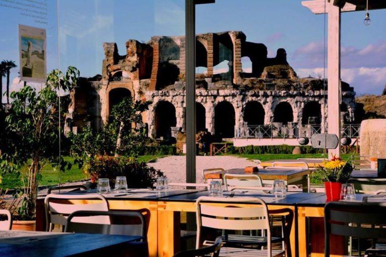 Sabato 24 novembre: Anfiteatro romano di Santa Maria Capua Vetere in bici