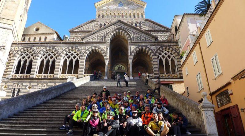 "Sabato 8 dicembre: Salerno-Napoli coast to coast – ""Epica"" ciclistica"