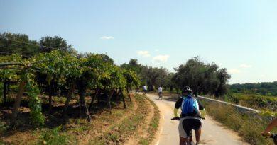 I Cicloverdi Fiab Napoli e Sannio Bike tour