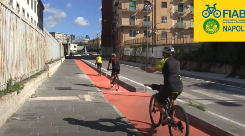 Test ciclabile Via Marina , San Giovanni