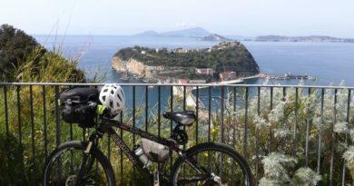 Domenica 9 maggio: i Cicloverdi a Nisida