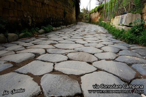 Sabato 8 maggio: i Cicloverdi alla Ricerca dell'Antica Via Consolare Campana