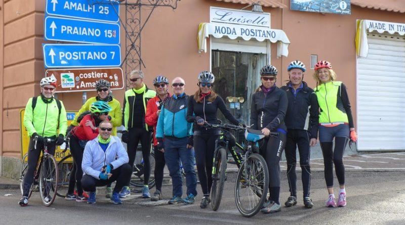 Domenica 13 giugno: Napoli-Salerno Coast to Coast