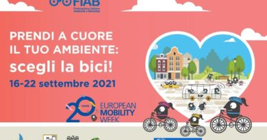 #biketowork Venerdì 17 settembre 2021.. tutti al lavoro in bici!