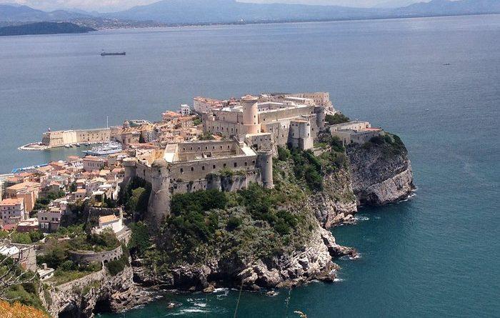 domenica 5 settembre: Dal Garigliano a Gaeta, ultimo avamposto dei Borbone
