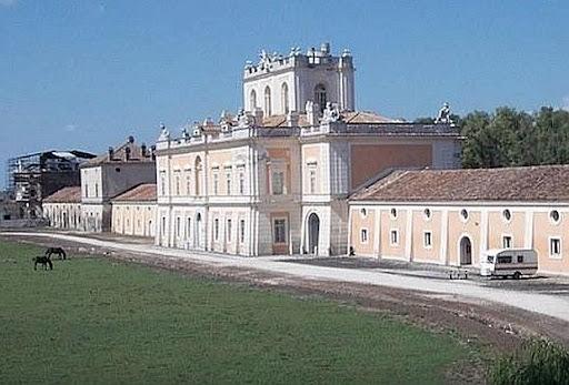 domenica 19 settembre: I Cicloverdi vanno alla reggia di Carditello con FIAB Casertainbici