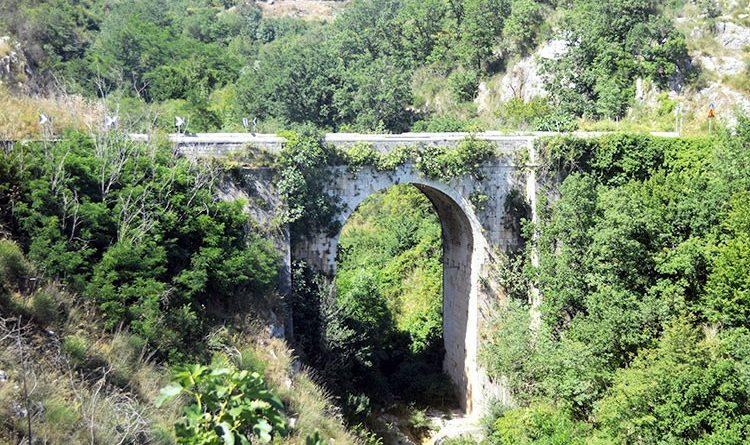 sabato 11 settembre: Pedalando tra le bellezze del Sannio: Telese Guardia Sanframondi -San Lupo