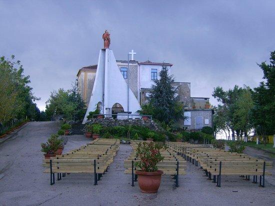 sabato 23 ottobre: I Cicloverdi si arrampicano al Santuario di San Michele e Santa Maria del Monte