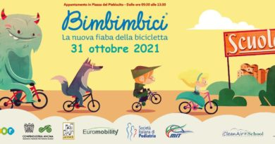 domenica 31 ottobre: BIMBIMBICI a Napoli